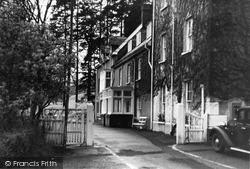 Dolecoed Hotel c.1930, Llanwrtyd Wells