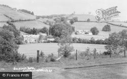 Llanwrtyd Wells, Dolecoed Hotel c.1930