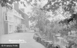 Llanwrtyd Wells, Dolecoed Hotel c.1935