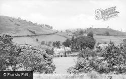 Llanwrtyd Wells, Dolecoed Hotel c.1950