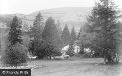 Llanwrtyd Wells, Dolecoed Pump House c.1930
