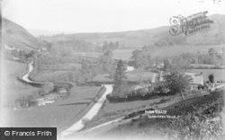 Llanwrtyd Wells, Irfon Valley c.1930