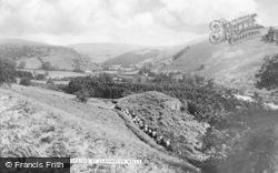 Llanwrtyd Wells, Pony Trekking c.1960