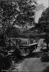 Shakey Bridge 1931, Llanwrtyd Wells
