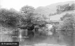Llanwrtyd Wells, Sheep Pool c.1930