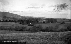 The Abernant  Hotel c.1935, Llanwrtyd Wells