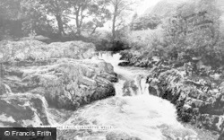 The Falls c.1960, Llanwrtyd Wells