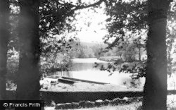 The River c.1930, Llanwrtyd Wells