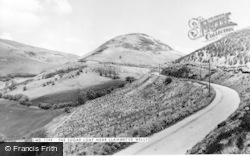 The Sugar Loaf c.1960, Llanwrtyd Wells