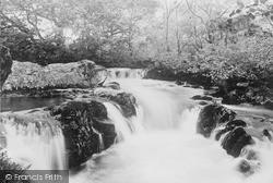 The Swallow Falls 1931, Llanwrtyd Wells