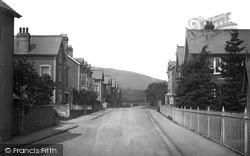 Victoria Road c.1930, Llanwrtyd Wells