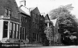 Llanybydder, Highmead c.1950