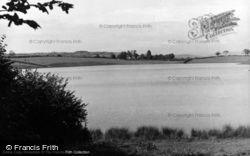 Llanybydder, Pencarreg Lake c.1950