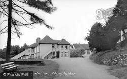 The Sanatorium c.1950, Llanybydder