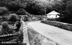 Llanychaer, The Bridge c.1960
