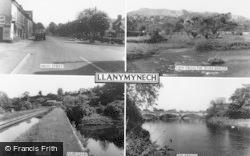 Llanymynech, Composite c.1960