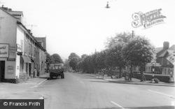 Llanymynech, Main Street c.1960