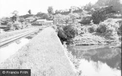 Llanymynech, The Aqueduct c.1960