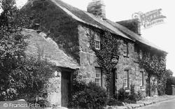 Llanystumdwy, Boyhood Home Of Lloyd George c.1930