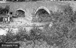 Bridge 1930, Llanystumdwy