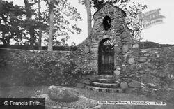 Lloyd George's Grave c.1955, Llanystumdwy