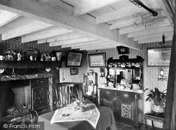 Llanystumdwy, Lloyd George's Home In His Boyhood Days 1930