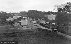Llanystumdwy, School 1930