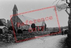 St John The Baptist's Church 1889, Llanystumdwy