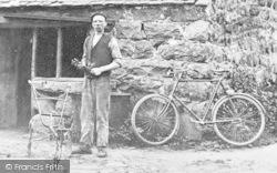 Llanystumdwy, The Blacksmith c.1910