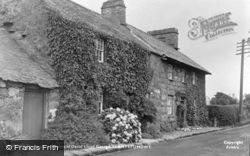 Llanystumdwy, The Boyhood Home Of David Lloyd George c.1955