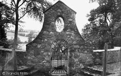 Llanystumdwy, The Grave Of David Lloyd George c.1955