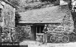Llanystumdwy, The Old Village Smithy c.1910