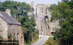 Castle, The Gatehouse c.1995, Llawhaden