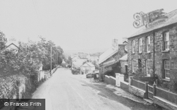Llechryd, The Village c.1960