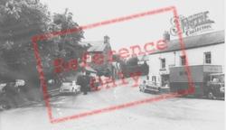 Llechryd, The Village c.1965