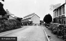 Llidiart-Y-Parc, The Village c.1955