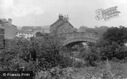 Bridge c.1935, Llwyngwril