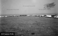 Llwyngwril, Caravans 1957