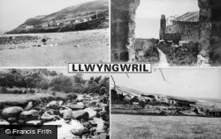 Llwyngwril, Composite c.1960