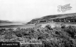 Llwyngwril, From The Beach c.1960
