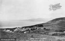 Llwyngwril, General View c.1930