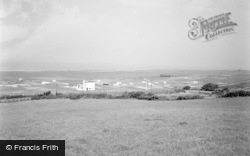 Llwyngwril, Gwril Caravan Camp 1957