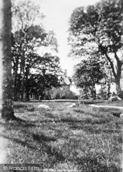 Llwyngwril, Hendre Hall c.1930