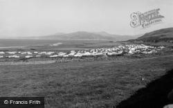 Llwyngwril, Sunbeach Caravan Park 1963