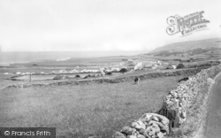 Llwyngwril, Sunfield And Gwrill Caravans c.1960