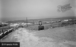 Llwyngwril, Sunfield Caravan Camp 1957