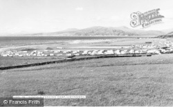 Llwyngwril, Sunfield Caravan Camp c.1960