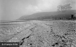 The Beach 1957, Llwyngwril
