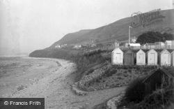 The Cliffs 1936, Llwyngwril