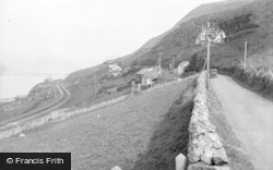 Llwyngwril, The Coast 1936